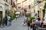 Visiting Buonconvento and other things