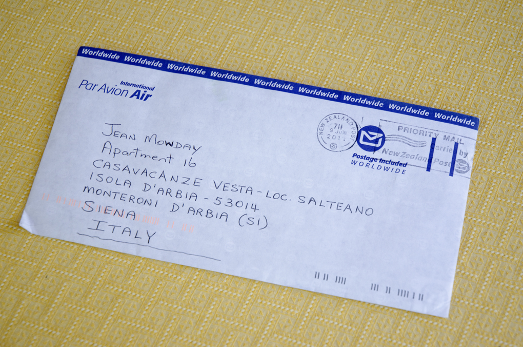 mail | toscanakiwi
