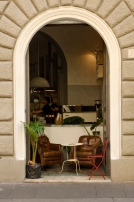 A place to relax - Cafe Angelina, Rome