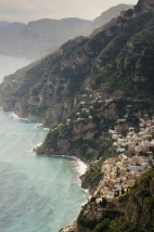 Positano from Nocelle