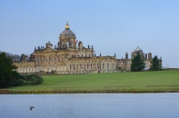 Castle Howard across the South Lake