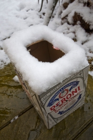 A great way to keep the beer cold
