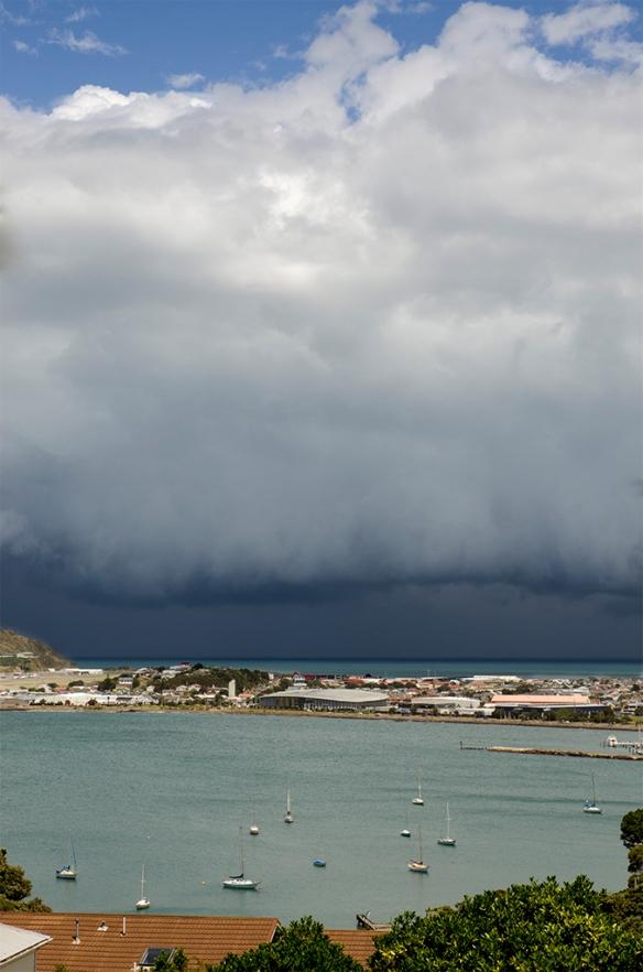 Storm Arriving