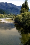 The Pelorus River as it nears Havelock