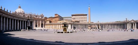 Piazza San Pietro Roma