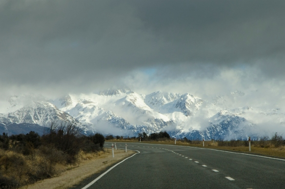 Highway to the mountains 2
