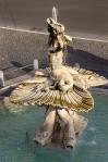 Fountain in Piazza Barberini