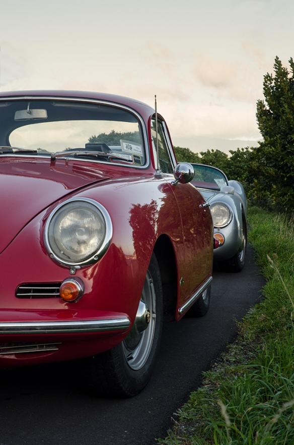 Peeping Porsches