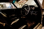 Car interior jpeg format - retouched