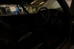 Car interior as shot